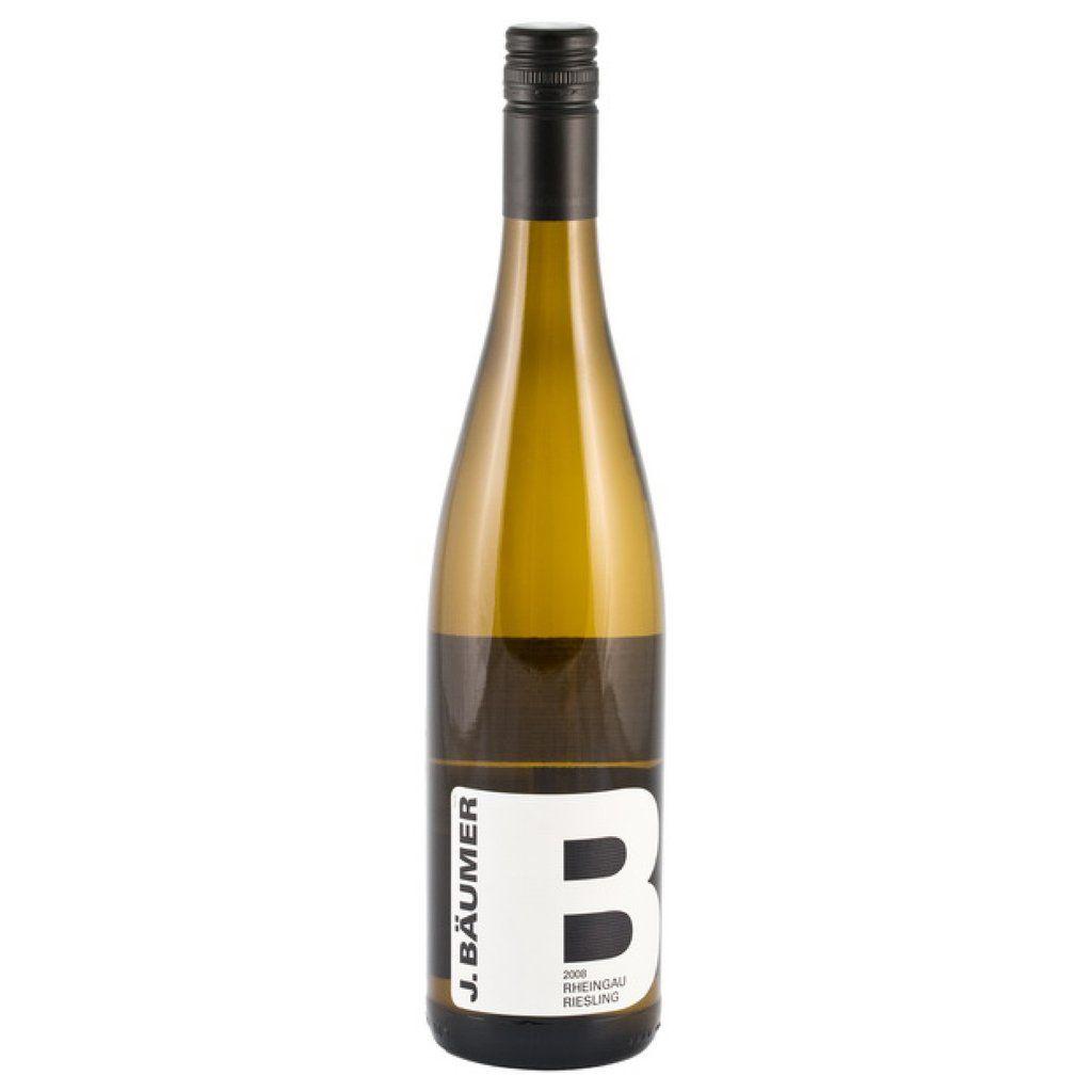 German Wine J. Baumer Rhein Riesling 2017 750ml
