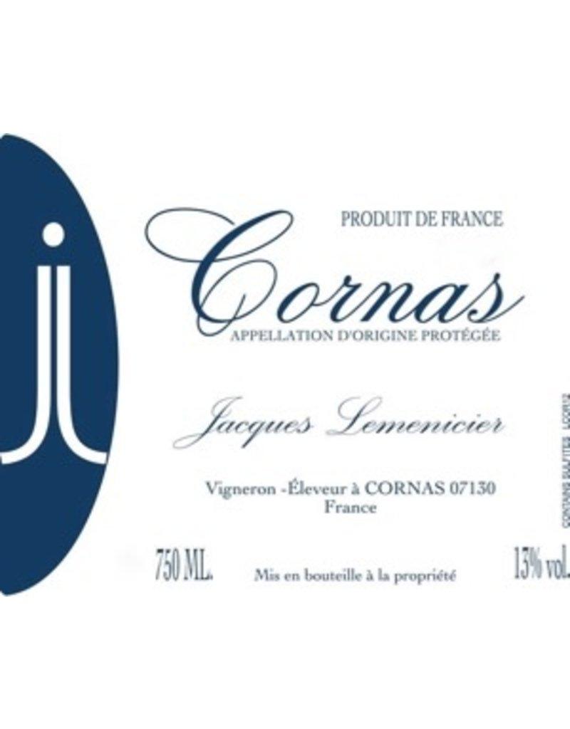 French Wine Jacques Lemenicier Cornas 2015 750ml