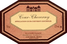 French Wine Domaines Bellier Cour-Cheverny 2013 750ml