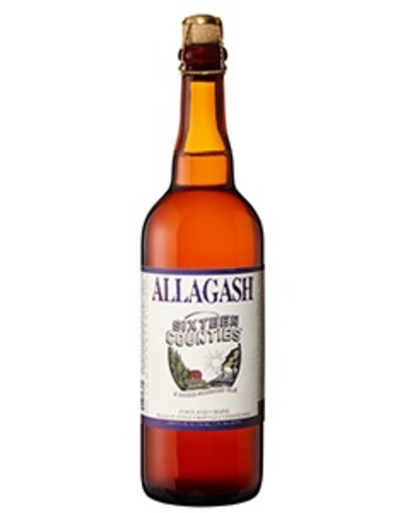 Beer Allagash Sixteen Counties Ale 750ml