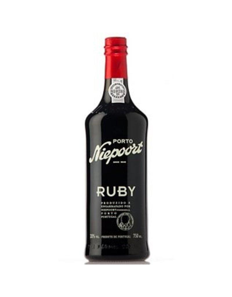 Dessert Wine Niepoort Ruby Port 750ml