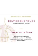 """French Wine Celine & Laurent Tripoz Bourgogne Rouge """"Chant de la Tour"""" 2015 750ml"""