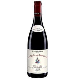 """French Wine Famille Perrin """"Coudoulet de Beaucastel"""" Cotes-du-Rhone Rouge 2014 750ml"""