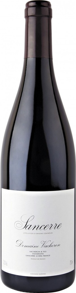 French Wine Domaine Vacheron Sancerre Rouge 2015 750ml