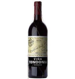 "Spanish Wine Lopez de Heredia ""Vina Tondonia"" Rioja Reserva 2002 1.5L"