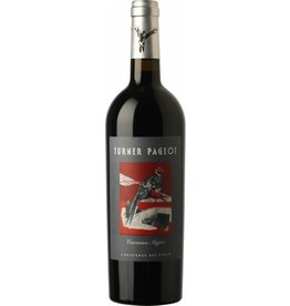 "French Wine Domaine Turner Pageot ""Carmina Major"" 2010 1.5L"