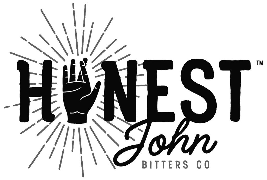 Bitter Honest John Aromatic Bitters 0.5oz