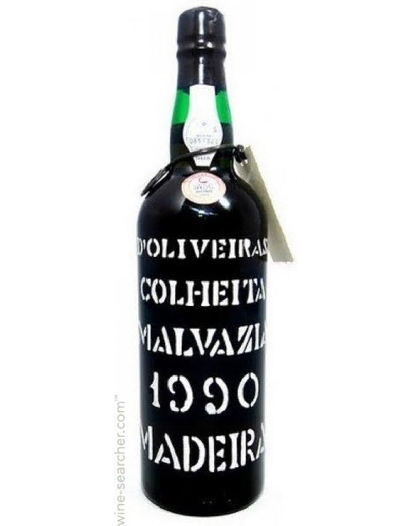 Dessert Wine D'Oliveiras Malvazia 1994 Madeira 750ml