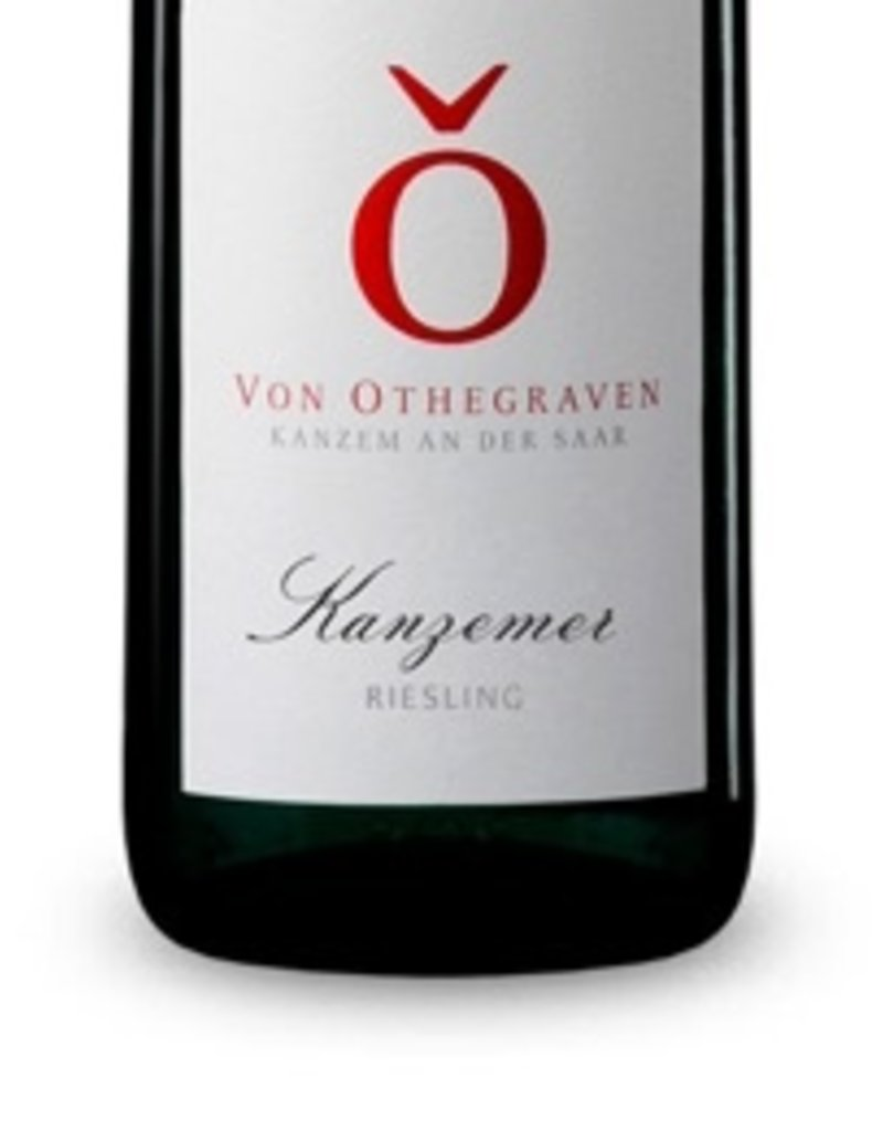 German Wine Von Othegraven Riesling Trocken Kanzemer 2012 750ml