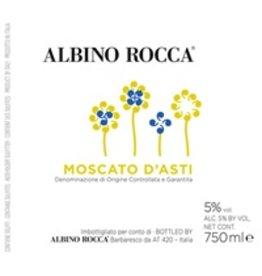 Sparkling Wine Albino Rocca Moscato d'Asti 750ml