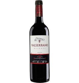 Spanish Wine Valserrano Reserva Rioja 2011 750ml