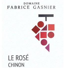 "French Wine Fabrice Gasnier Chinon ""Le Rosé"" 2017 750ml"