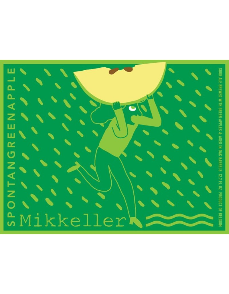 Beer Mikkeller Spontangreenapple 375ml
