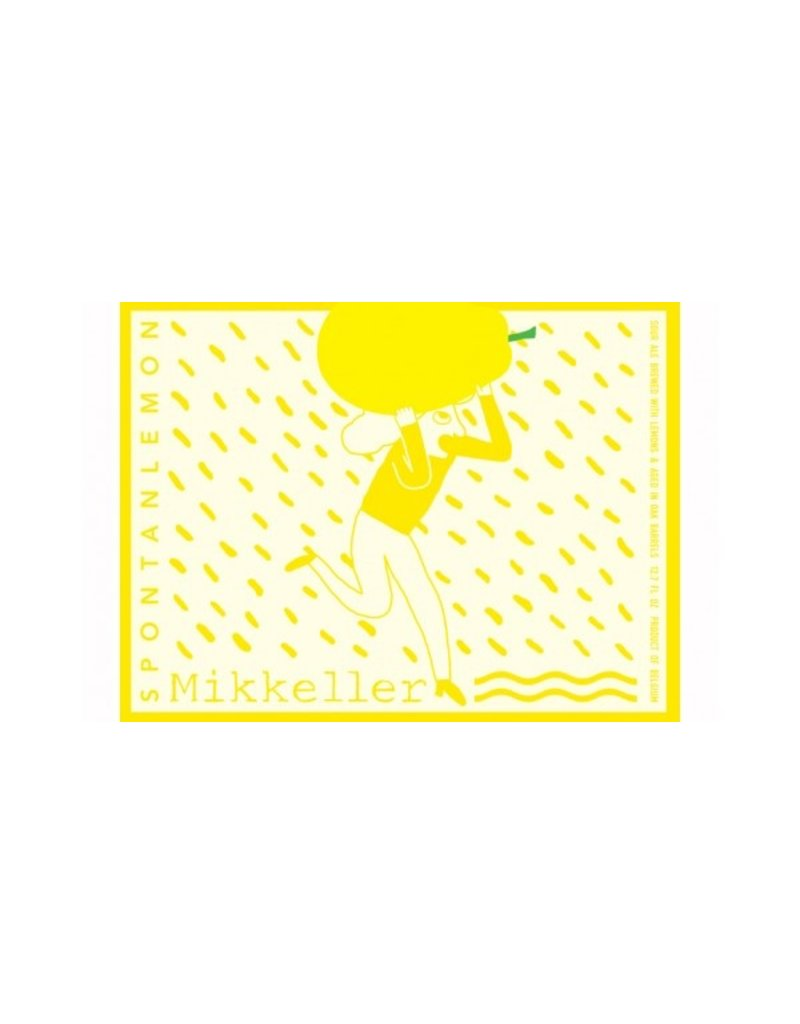 Beer Mikkeller Spontanlemon 375ml