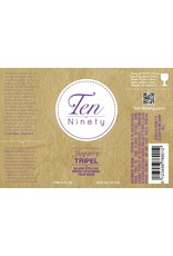 Beer Ten Ninety Jaggery Triple Ale 750ml