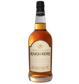 Bourbon Rough Rider Double Casked Striaght Bourbon Whiskey 750ml