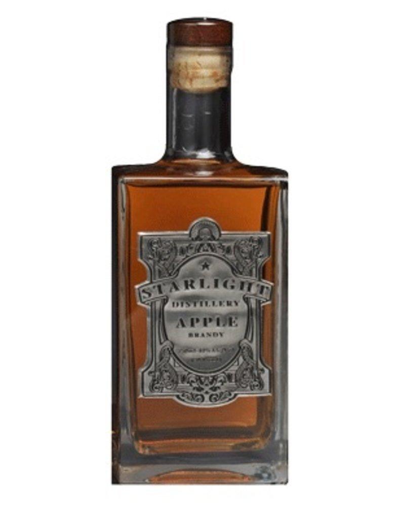apple brandy. brandy starlight distillery apple 750ml