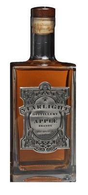 Brandy Starlight Distillery Apple Brandy 750ml