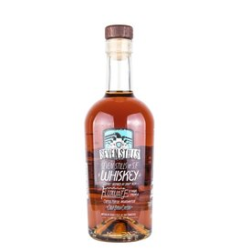 "Whiskey Seven Stills ""Fluxuate"" Whiskey made from Coffee Porter with Black Medicine 375ml"