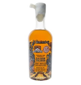 "Whiskey Seven Stills ""Almanac""Whiskey Saison Dolores 375ml"