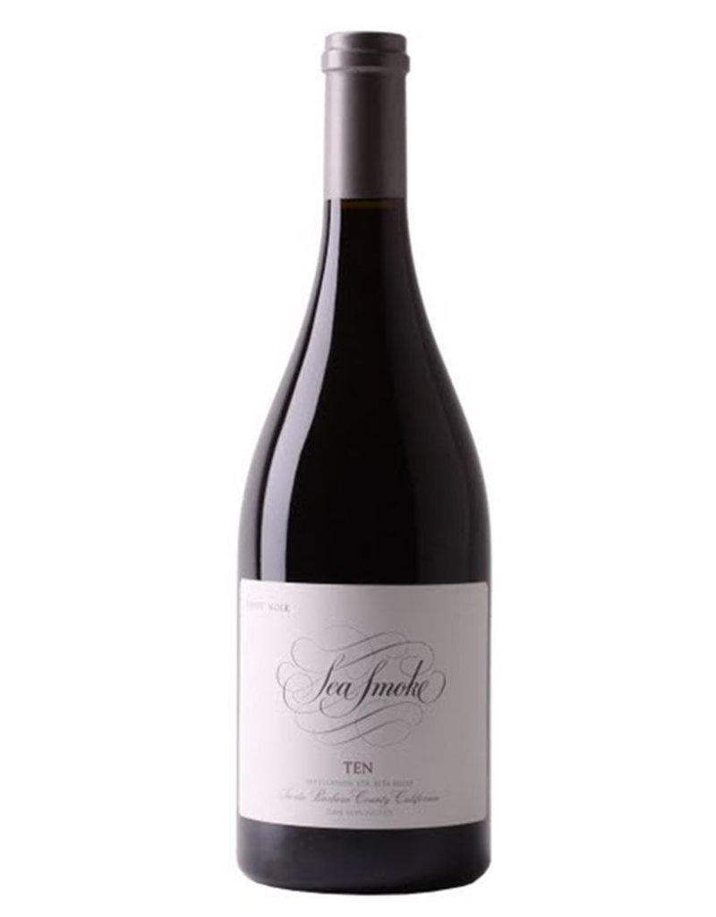 "American Wine Sea Smoke ""Ten"" Pinot Noir 2015 750ml"