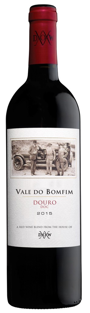 "Portuguese Wine DOW ""Vale do Bomfim"" Douro 2015 750ml"