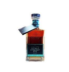 "Whiskey Ad Laws ""Secale"" Straight Rye Whiskey 750ml"