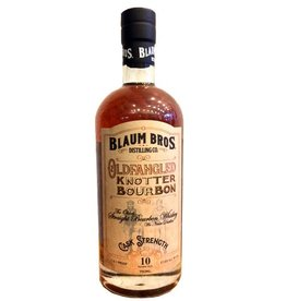 Bourbon Blaum Bros. Oldfangled Knotter Bourbon 10yr 750ml
