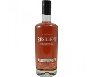 Bourbon Resilient Barrel #007 11 Year Straight Bourbon Whisky 750ml