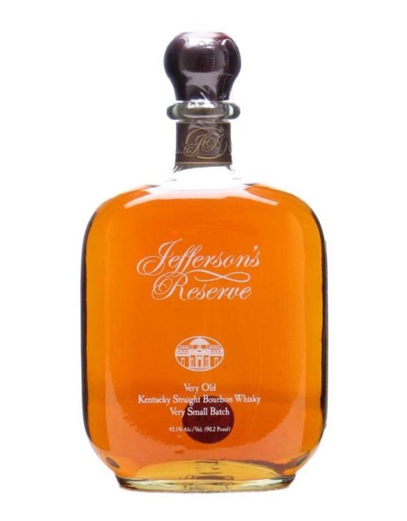"Bourbon Jefferson's Reserve Bourbon ""FMKTK"" Bottled exclusively for Fulton Market Kitchen 750ml"