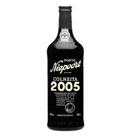 Dessert Wine Niepoort Colheita 2005 Port 750ml