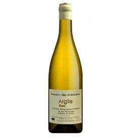 """French Wine Domaine des Ardoisiéres """"Argile"""" Blanc Vin des Allobroges St-Pierre de Soucy  - Villard d'Héry 2015 750ml"""