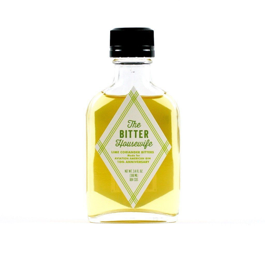 Bitter Bitter Housewife Lime Coriander Bitters 100ml