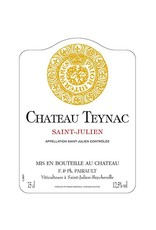 French Wine Chateau Teynac Saint-Julien 2011 750ml