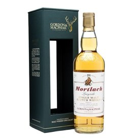 Scotch Gordon & MacPhail Mortlach Rare Old 21yr Single Malt Scotch Whisky 750ml