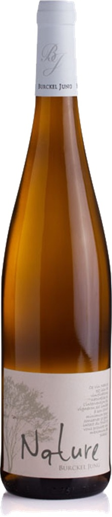 """French Wine Burckel Jung """"Nature"""" Riesling Alsace 2015 750ml"""