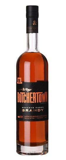 "Brandy Copper & Kings ""Butchertown"" Reserve Cask Brandy 750ml"