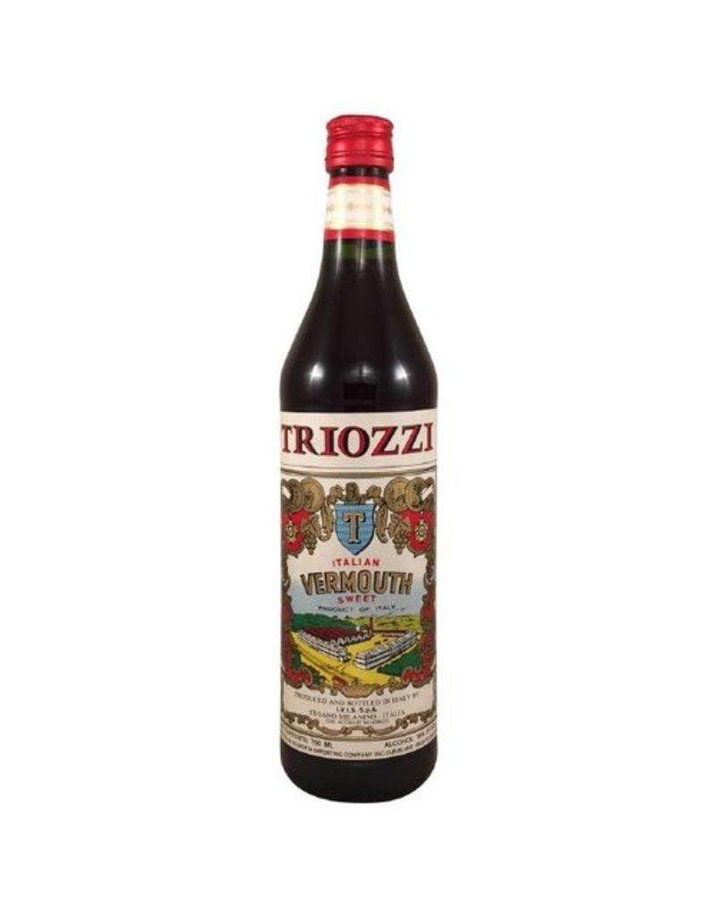 Vermouth Triozzi Sweet Red Vermouth 750ml