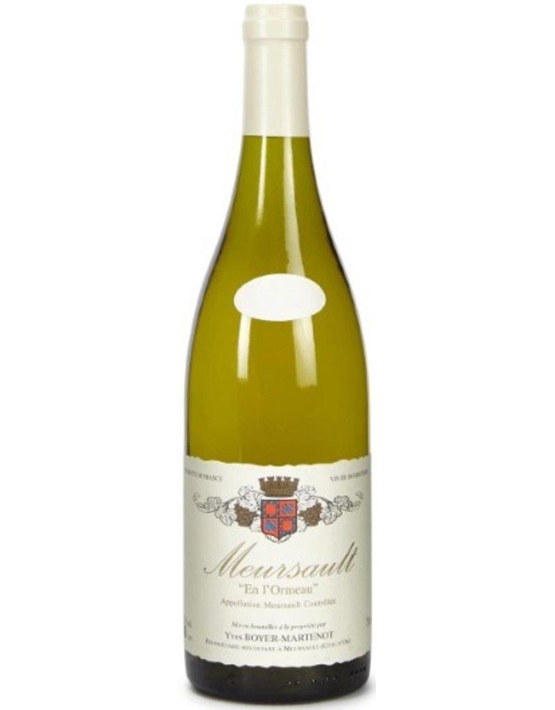 """French Wine Yves Boyer-Martenot Mersault """"En l'Ormeau"""" 2015 750ml"""