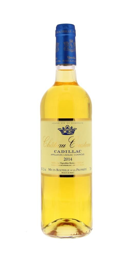 Dessert Wine Chateau Cousteau Cadillac 2014 750ml