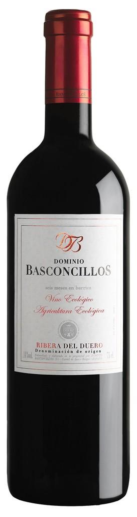 """Spanish Wine Dominio Basconillos Tempranillo """"6 Meses en Barrica"""" Ribera del Duero 2015 750ml"""