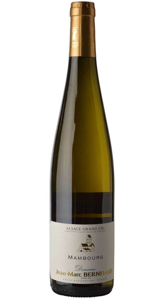 "French Wine Domaine Jean-Marc Bernhard ""Mambourg"" Alsace Grand Cru Gewurztraminer 2014 750ml"