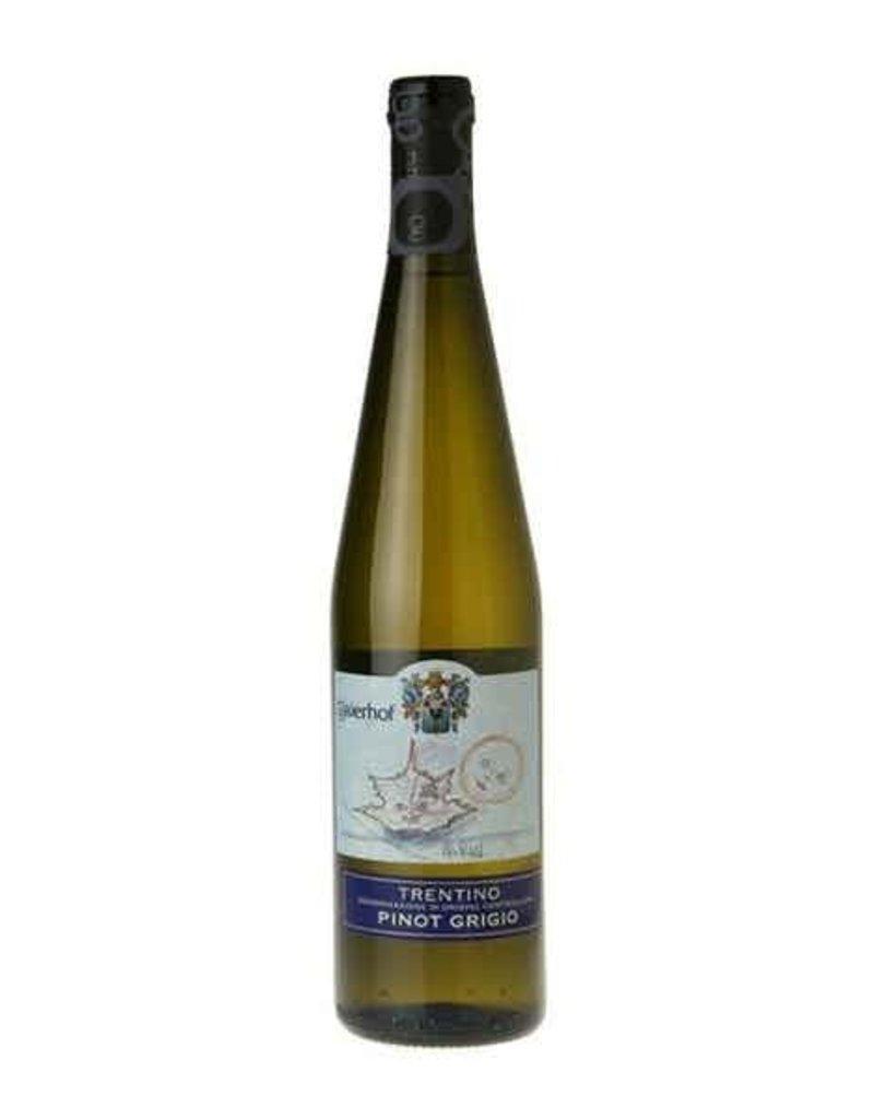 Italian Wine Gaierhof Pinot Grigio Trentino 2016 750ml