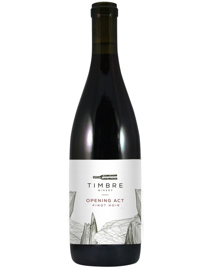 "American Wine Timbre Pinot Noir ""Opening Act"" Mission Ranch Monterey County 0215 750ml"