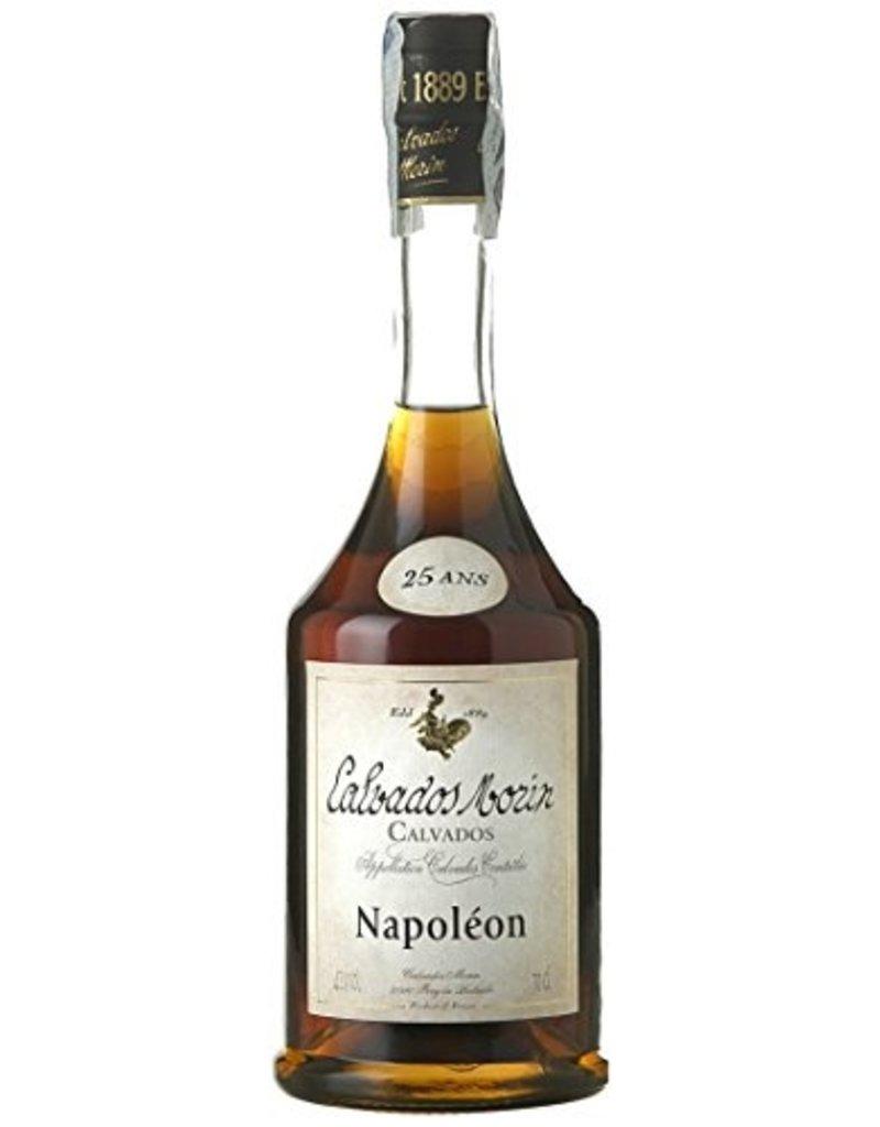 """Brandy Morin """"Napoleon"""" Calvados 25 Years 750ml"""