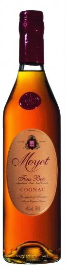 Brandy Moyet Cognac Fin Bois 750ml