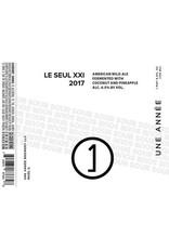 Beer Une Annee Le Seul I 2017 American Wild Ale 750ml