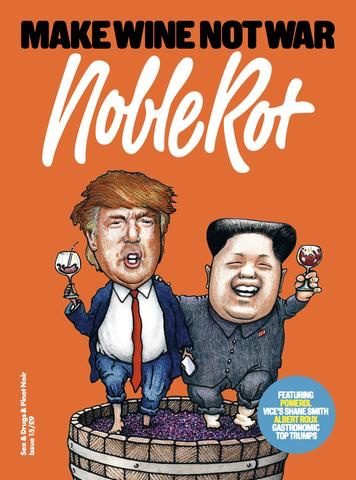 Books Noble Rot Quarterly Issue #15
