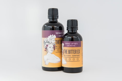 "Bitter The Bitter Ex ""Make-Up Sex"" Aromatic Bitters 50ml"