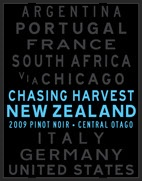Australia/New Zealand Wine Chasing Harvest Pinot Noir Central Otago via Alexandria 2013 750ml